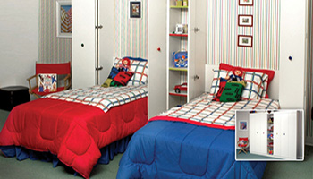 Childrens Room Murphy Beds