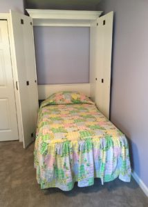 twin bed great in small space