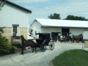Amish store and workshop